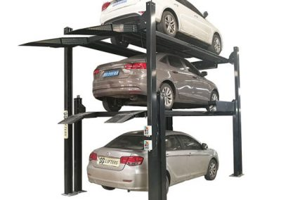 double-4-post-type-3-LEVELS-CAR-STACKER
